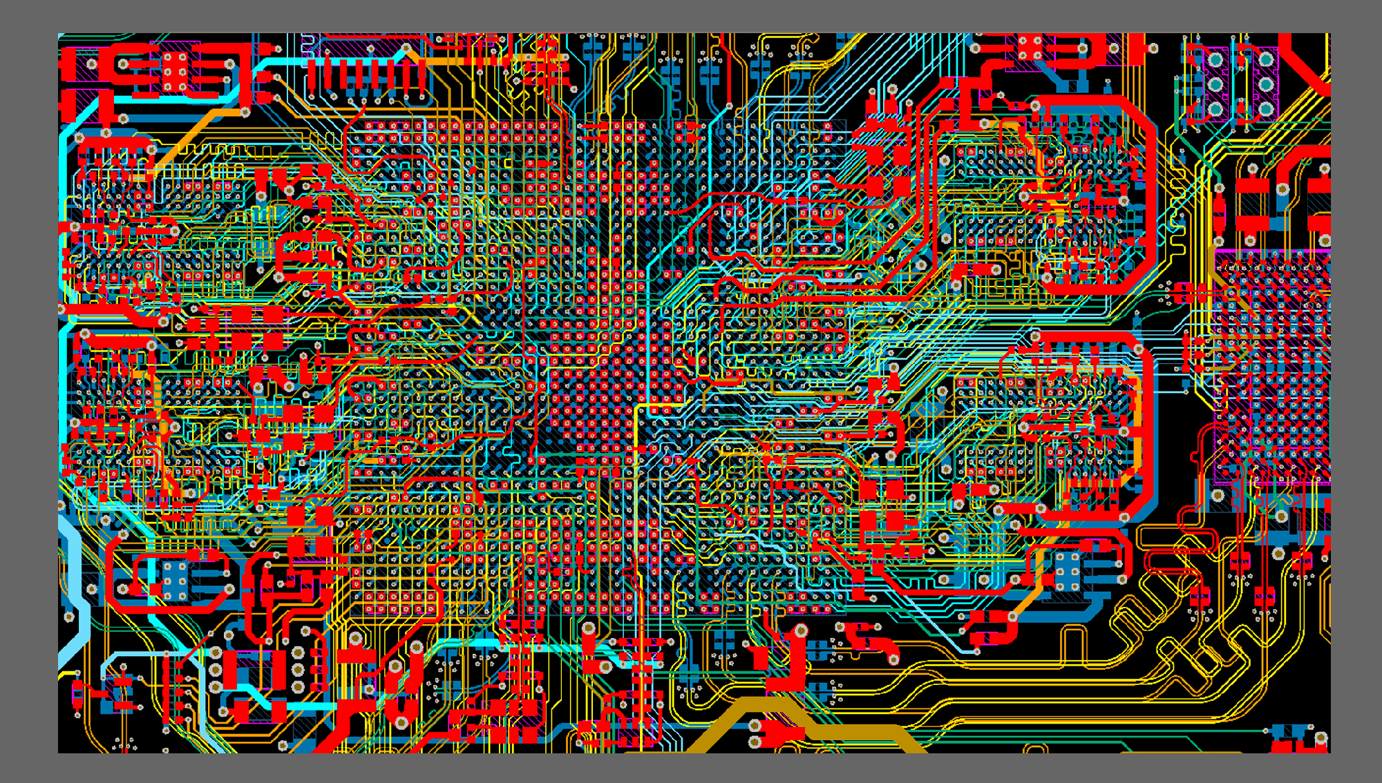 High Speed PCB Layout