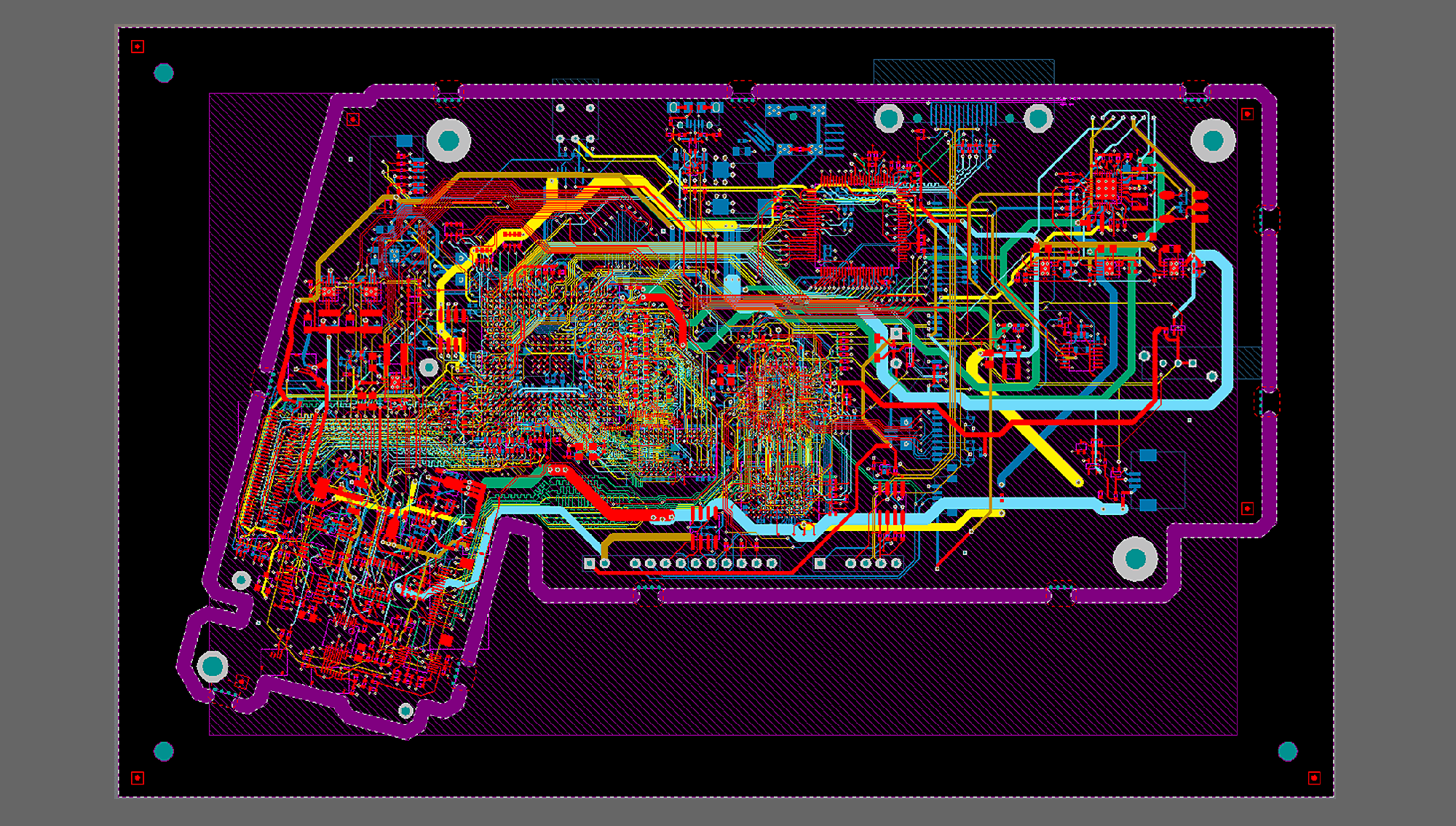 Altium Design PCB Layout