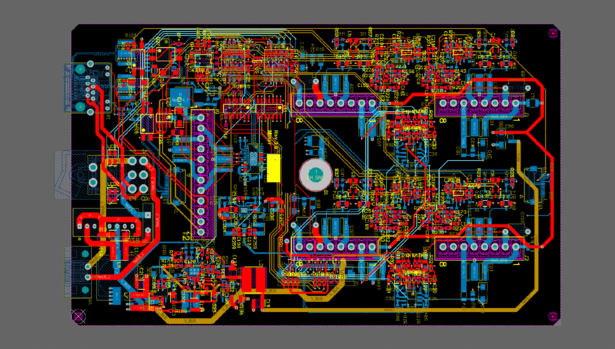 Altium Designer PCB Layout